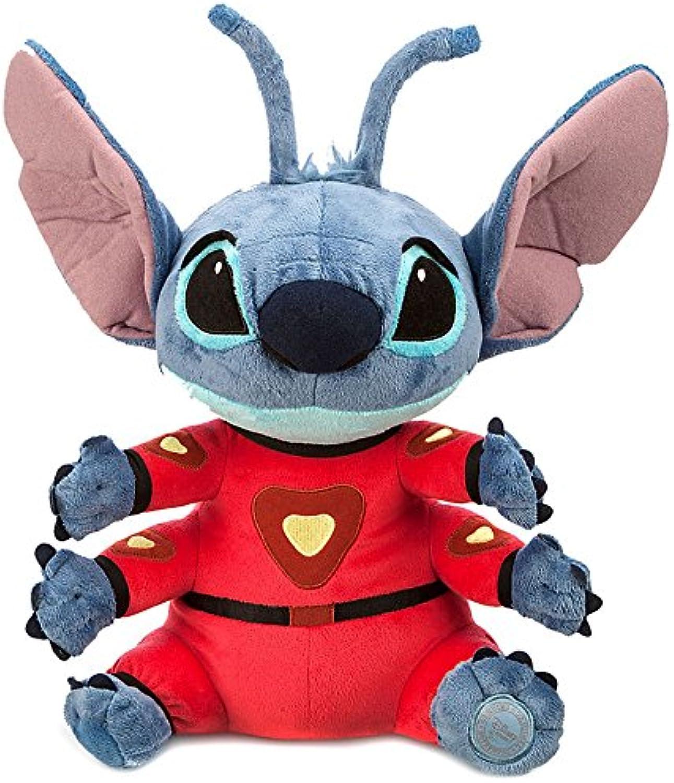 gran selección y entrega rápida Disney Stitch in in in Spacesuit Plush - Lilo & Stitch - Medium - 16'' by Disney  orden ahora disfrutar de gran descuento