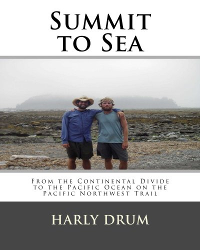 Summit to Sea (Long-Distance Adventure Book 2) (English Edition)