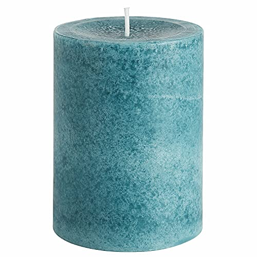 Pier 1 Imports OceansMottled Pillar 3x4 Candle