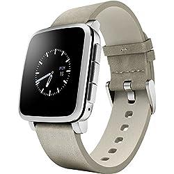Pebble Time Steel Best Smartwatch
