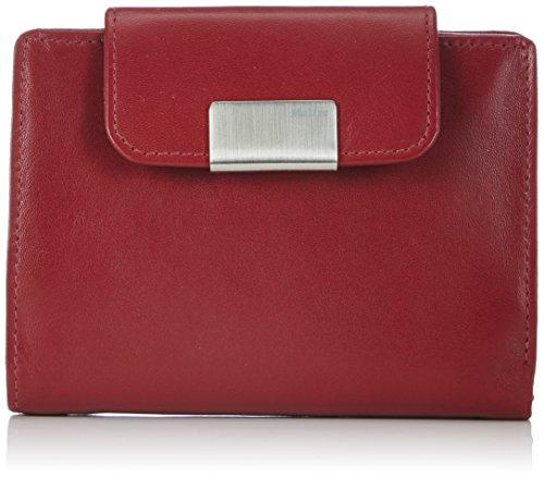Maitre Helena Dawina Purse V9F 4060001020 Damen Geldbörsen 11x12x1 cm (B x H x T), Rot (red)