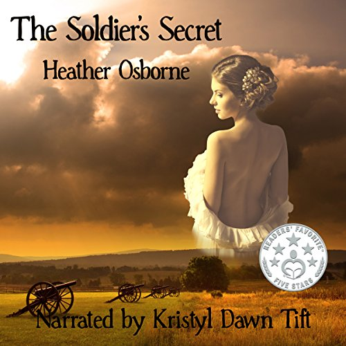 The Soldier's Secret audiobook cover art