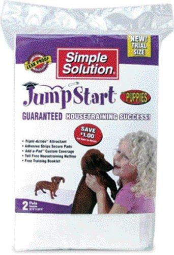 Jump Start Puppy Pads