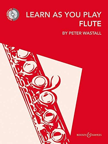 Learn As You Play Flute [Lingua inglese]