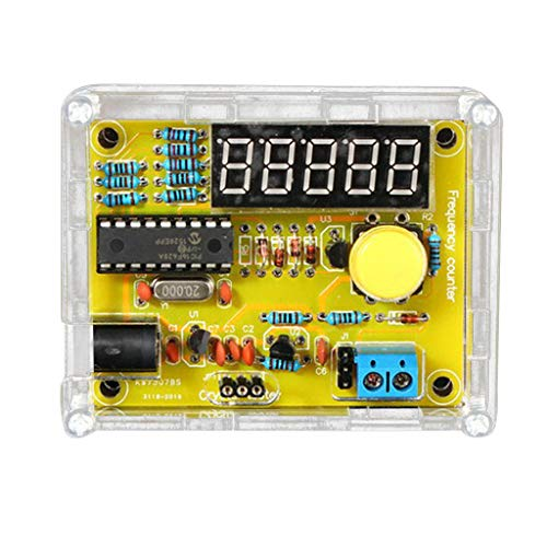 DXX-HR 1Hz ~ 50MHz Electric Crystal Frequency Counter Module LED