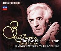 Five Piano Concertos