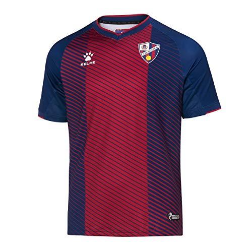 KELME - Camiseta 1ª Huesca 2019/20 Sin Publicidad