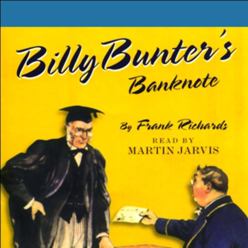 Billy Bunter's Banknote audiobook cover art
