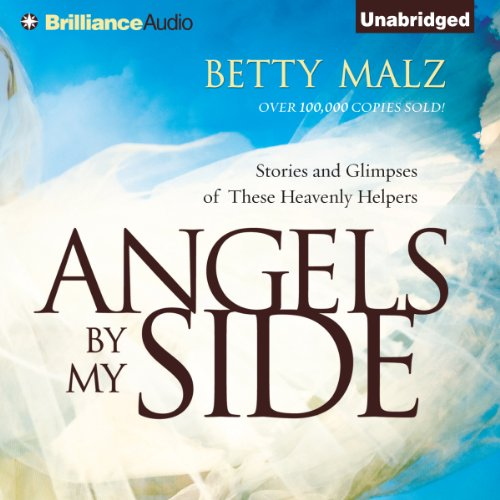 Angels by My Side audiobook cover art
