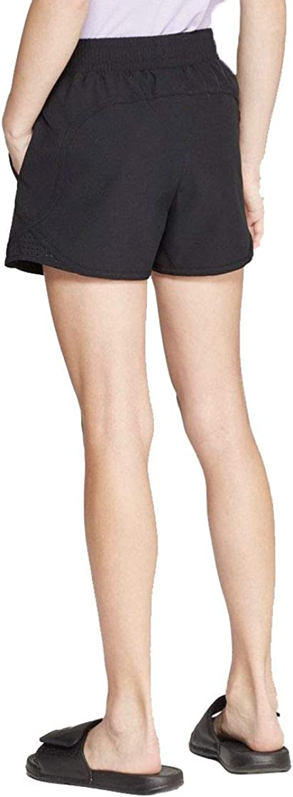 Umbro Girls Woven Running Shorts