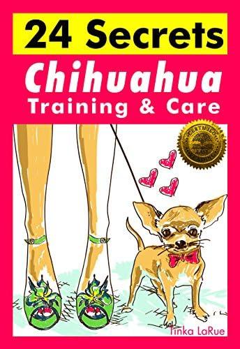 Chihuahua Training Care 24 Secrets product image