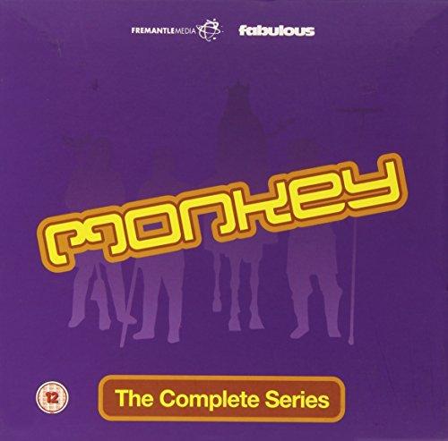 Monkey: Complete Series [Region 2]