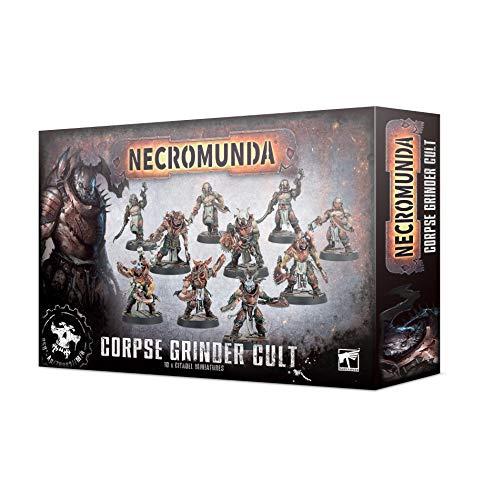 Games Workshop Necromunda - Corpse Grinder Cult