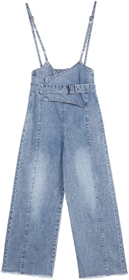 UXZDX Women's New Spring and Fashion Autumn Don't miss the campaign Thin Denim Overalls Max 63% OFF