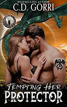 Tempting Her Protector: Federal Paranormal Unit (Wyvern Protection Unit Book 2) by [C.D. Gorri]