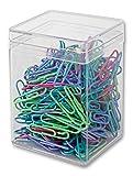 Victory Office Products 60286H300-99P Büroklammern 28 mm 300 Stück  pastell bunt gemischt kunststoffummantelt