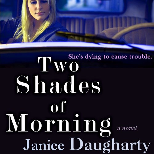 Two Shades of Morning audiobook cover art