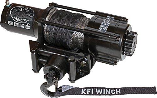 KFI Products SE45 ATV Stealth Winch Kit - 4500 lb. Capacity
