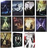 X FILES - STAGIONI DA 1 A 11 (65 DVD) - COFANETTI SINGOLI, ITALIANI