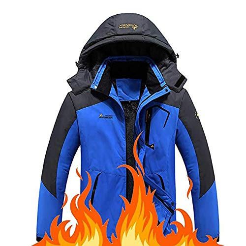 TOPYL dames mountainbike jas warm fleece katoen winter sneeuw jas sneeuwboard windjas hooded regenjas