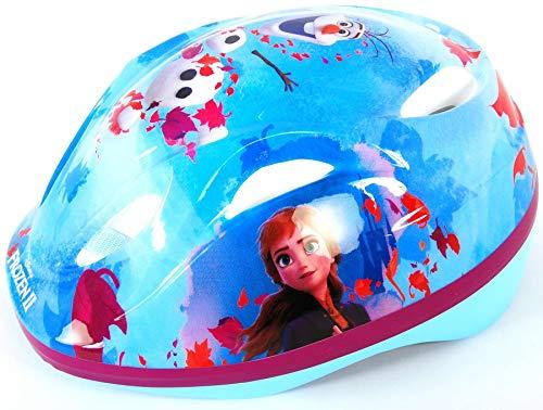 L&E Eiskönigin Fahrradhelm Helm Schutzhelm Kinder Disney Frozen Anna ELSA Olaf 561