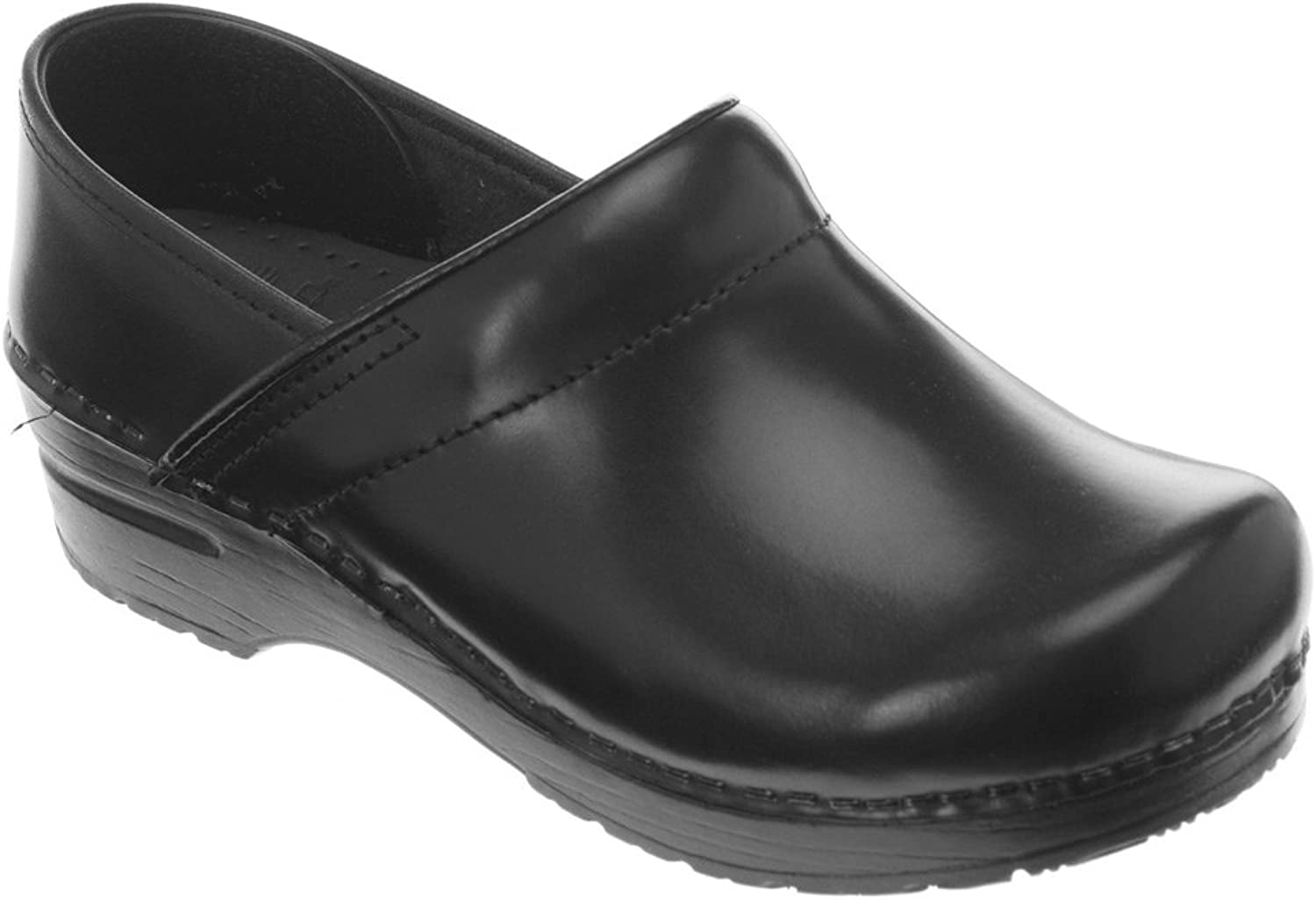 Dansko Men's Professional Black Cabrio 45 European