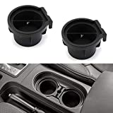Cup Holder Insert Nissan Frontie for 2005-2019 Nissan pathfinder cup holder 2005-2012 Nissan Xterra Cup Holder Insert 2005-2015 96975-EA000 96975-ZS00A