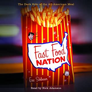 Fast Food Nation cover art