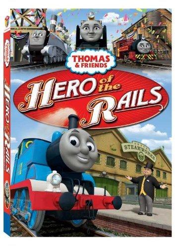 Thomas & Friends - Hero Of The Rails [DVD] [2009] [Reino Unido]