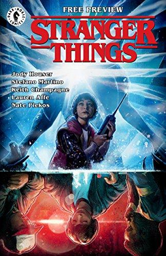 Stranger Things Ashcan (English Edition)