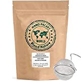 Café Verde en Grano Cortado para Infusión 100% Natural con Jengibre 500 g - Arabica Colombia –...