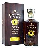 Fundador - Brandy de Jerez Supremo 18 y Oloroso Sherry Casks 1 lt.