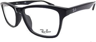 【日本法人ミラリジャパン株式会社保証書付・UVカットダテメガネにしてお届け】Ray-Ban(レイバン)フルフィッティング・RX5279F-2000(55) セルフレーム