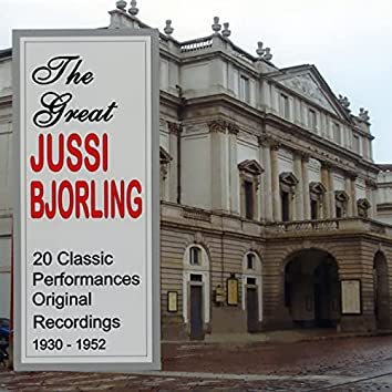 The Great Jussi Bjorling