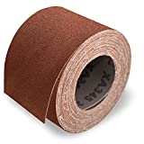Performax Type Ready-to-Cut Ready-to-Wrap Abrasive Sandpaper Rolls 3 inch by 35 feet long for 16-32 Drum Sanders