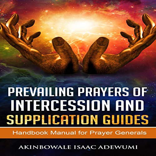 Couverture de Prevailing Prayers of Intercession and Supplication