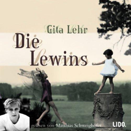 Die Lewins audiobook cover art