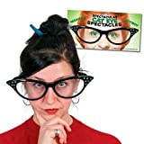Accoutrements Spectacular Huge Cat Eye Spectacles Glasses