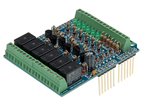 VS-ELECTRONIC - 840548 Modul I/O Shield für Arduino VMA05