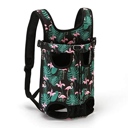 N\C Bolsa de pecho para mascotas plegable portátil bolsa de lona para mascotas