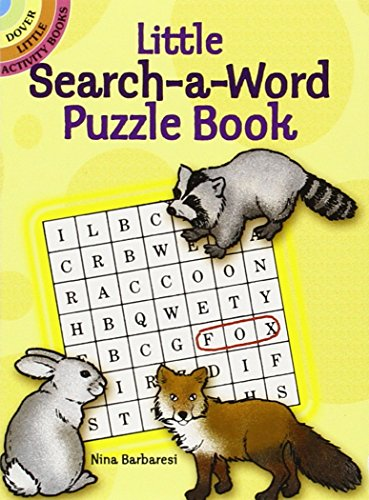 Little Search-a-word Puzzle Book (Little Activity Books)
