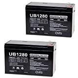 Universal Power Group 12V 8AH Razor Dune Buggy 25143511 Battery - 2...