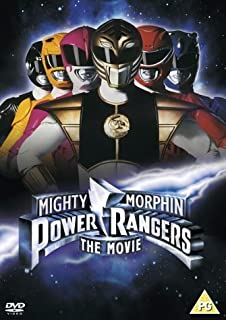 Mighty Morph'n Power Rangers [Reino Unido] [DVD]