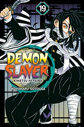 """Composition Notebook: Demon Slayer-Kimetsu no Yaiba Vol.19 Anime Journal/Notebook, College Ruled 6"""" x 9"""" inches, 120 Pages"""