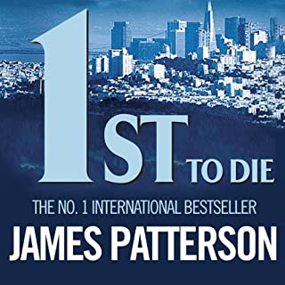 1st to Die     The Women's Murder Club, Book 1              By:                                                                                                                                 James Patterson                               Narrated by:                                                                                                                                 Pat Star                      Length: 9 hrs and 21 mins     53 ratings     Overall 4.1