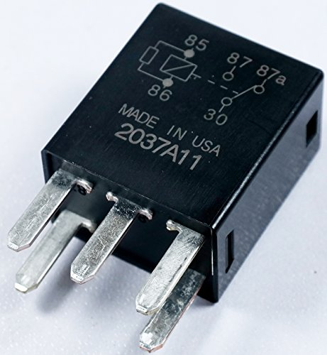 05269988AA Omron 21911C Accessory Power 12VDC 10A Relay 5 Prong