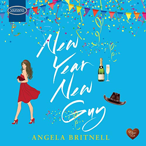 New Year, New Guy audiobook cover art