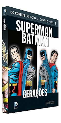 Dc Graphic Novels. Batman & Superman. Gerações