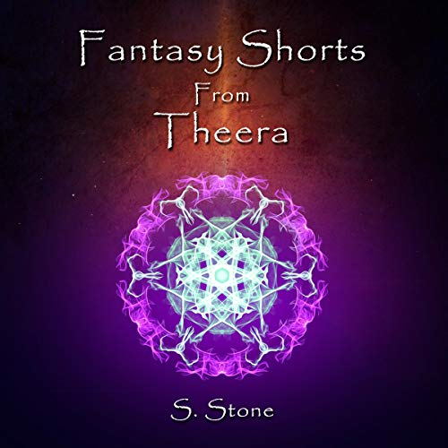 Page de couverture de Fantasy Shorts from Theera