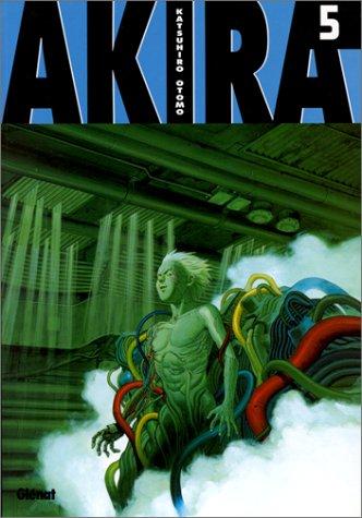 Akira, tome 5 : Désespoir, réédition en noir et blanc